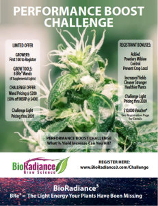 Cannabis Grower Challenge