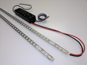 Independence LED's Magnetic Strip Kits for Troffers