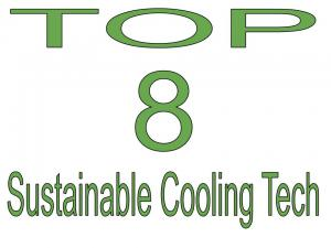 Top 8 Sustainable Cooling Tech
