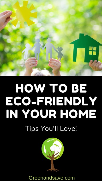 Be More Eco-Friendly in Your House