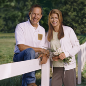 Nicholas Walker and Kathy Ireland Worldwideimage